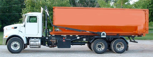 redwood city dumpster rental